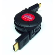 Tera Grand HDMI Male to Male Retractable Cable