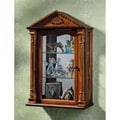 Design Toscano Essex Hall Wall Curio Cabinet