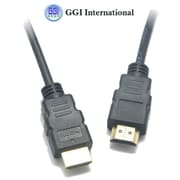 GGI International 1.4'' HDMI Cable Male with Ethernet