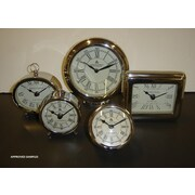 Twos Company Desk Clocks (Set of 5)