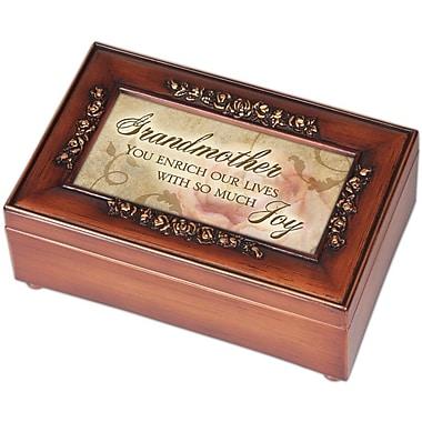 cottage garden petite rose grandmother music box staples. Black Bedroom Furniture Sets. Home Design Ideas