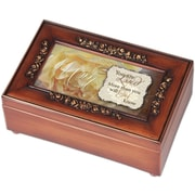 Cottage Garden Petite Rose Mom You Are Loved Music Box