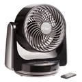 Ozeri 10'' Brezza III Dual Oscillating High Velocity Desk Fan