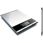 Ozeri Ultra Thin Stainless-Steel Digital Kitchen and Food Scale