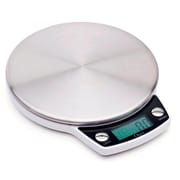 Ozeri Precision Pro Stainless-Steel Digital Kitchen Scale with Oversized Weighing Platform