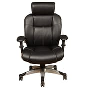 PRI Indep Arm High Back Bonded Leather & PVC Chair