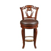Pulaski Furniture Toscano Vialetto Hardwood Bar Stool