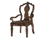Pulaski Furniture San Mateo Carved Back Arm Chair