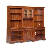Samuel Lawrence Furniture Madison Door Cherry Veneers & Hardwood Solids Hutch