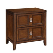 Samuel Lawrence Furniture Bayfield Nightstand Wood Composites