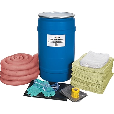 30-Gallon Spill Kits - Hazmat