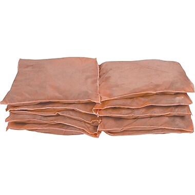 Zenith Safety Sorbents Pillows, Hazmat, 18