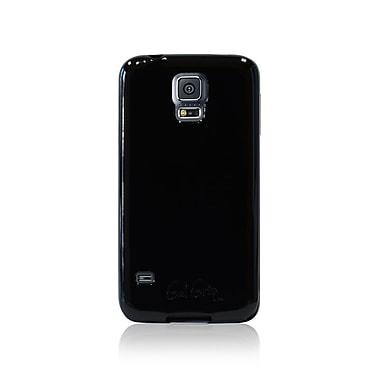 GelGrip – Étui en gel pour la série classique Samsung Galaxy S5, noir
