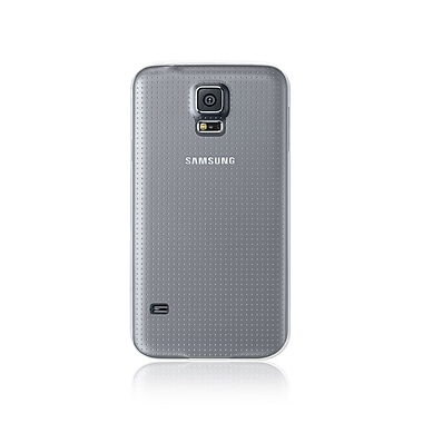 GelGrip Samsung Galaxy S5 Classic Series Gel Skin, Clear