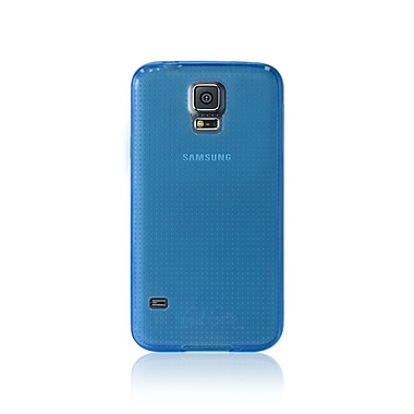 GelGrip Samsung Galaxy S5 Classic Series Gel Skin, Blue
