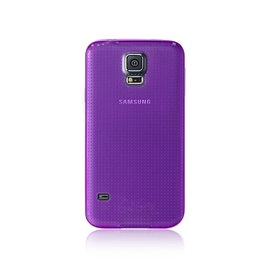 GelGrip Samsung Galaxy S5 Classic Series Gel Skin, Purple