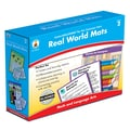Carson-Dellosa Real World Mats Classroom Kit, Grade 2