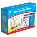 Carson-Dellosa Real World Mats Classroom Kit, Grade 5