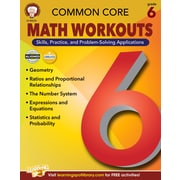 Common Core Math Workouts Resource Book