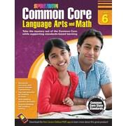 Common Core Language Arts & Math