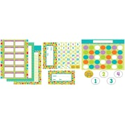 Carson-Dellosa Bulletin Board Set, Fresh Sorbet
