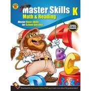 Math & Reading Workbook, Grade K