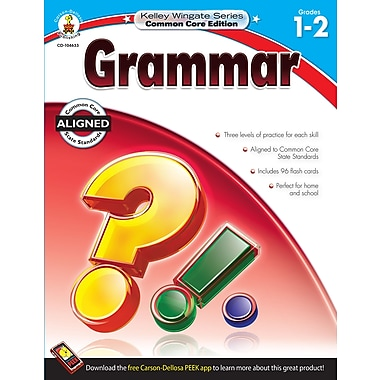 Grammar Workbook Kelley Wingate