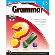 Grammar Workbook Kelley Wingate, Grades 1-2