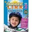 Math Plus Reading Workbook, Carson Dellosa Workbook Grades 1-2