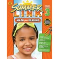 Math Plus Reading Workbook, Carson Dellosa Workbook Grades 2-3