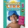 Math Plus Reading Workbook, Carson Dellosa Workbook Grades 4-5