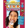 Math Plus Reading Workbook, Carson Dellosa Workbook Grades 5-6