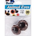 Darice  Shank Back Animal Eyes 30 mm