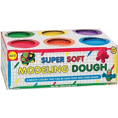 Alex Toys Super Soft Modeling Dough 5 Oz