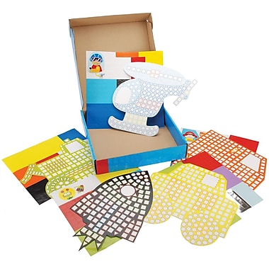 Alex Toys Early Learning Zoom Zoom Mosaic -Little Hands