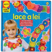Alex Toys  Early Learning Lace A Lei -Little Hands 10""