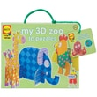 Alex Toys  Early Learning My 3D Zoo -Little Hands