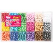 Beadery  Plastic Giant Bead Box Kit