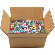 Notions Plastic Beads Cousin Mixed 160 Oz.