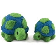 Dimensions  Feltworks Ball Turtles Learn Needle Felting Kit