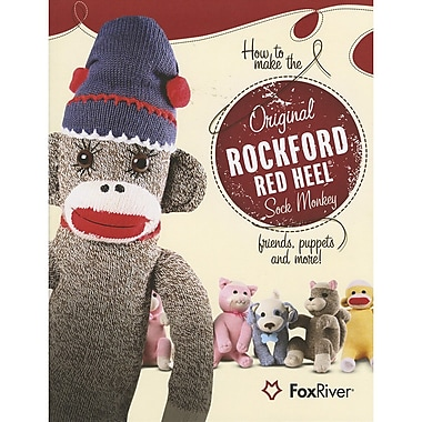 Fox River Fox River Pop Monkey Pattern Book