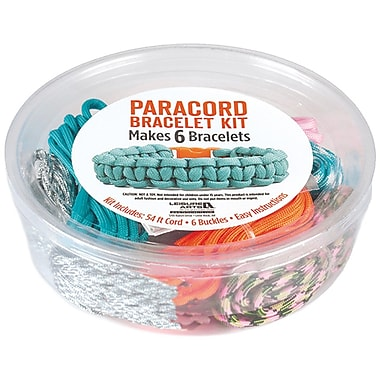 Leisure Arts Paracord Kit-Bright 6.5