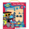Masterpieces  Wooden Ahhh Choo Choo Train Painting Kit 10.3in.
