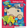 Masterpieces  Works of Ahhh Garbage Truck Kit