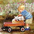 Masterpieces  Jigsaw Puzzle 1000 Pieces-Puppy Love
