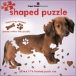 Paper House  Paper Jigsaw Shaped Puzzle 500 Pieces 28in. x 17in.