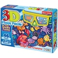 Patch Products  3D Sneaky Puzzles - Singin' Sea Creatures 24in. x 36in.