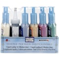 Plaid:Craft  Gallery Glass Window Color Paint Set, Decorator Colors 5.5in.