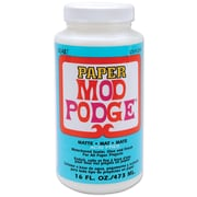 Plaid:Craft CS11234 Mod Podge Paper Glue, 16 oz.