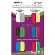 Polyform  Mixed Effects Premo Sculpey Multipack 1 Oz.